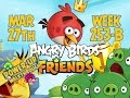 Angry Birds Friends Tournament Week 253-b Levels 1 To 6 Power Up Mobile Compilation Walkthroughs video