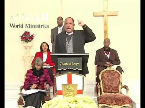 Black People according to Pastor David James Manning