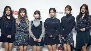 T-ara(티아라) 'TIAMO' Showcase Photo time (띠아모, 보람, 지연, 효민, 은정, 큐리, 소연) [통통영상]