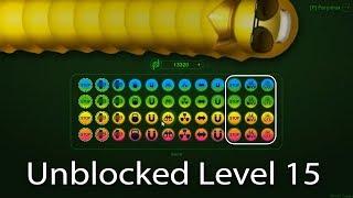Wormax.io © Epic Wormaxio Golden Skin Unblocked Level 15 In Wormax .io Free Online Gameplay ✓