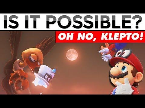 """KLEPTO""MANIAC CHALLENGE | Is It Possible?"