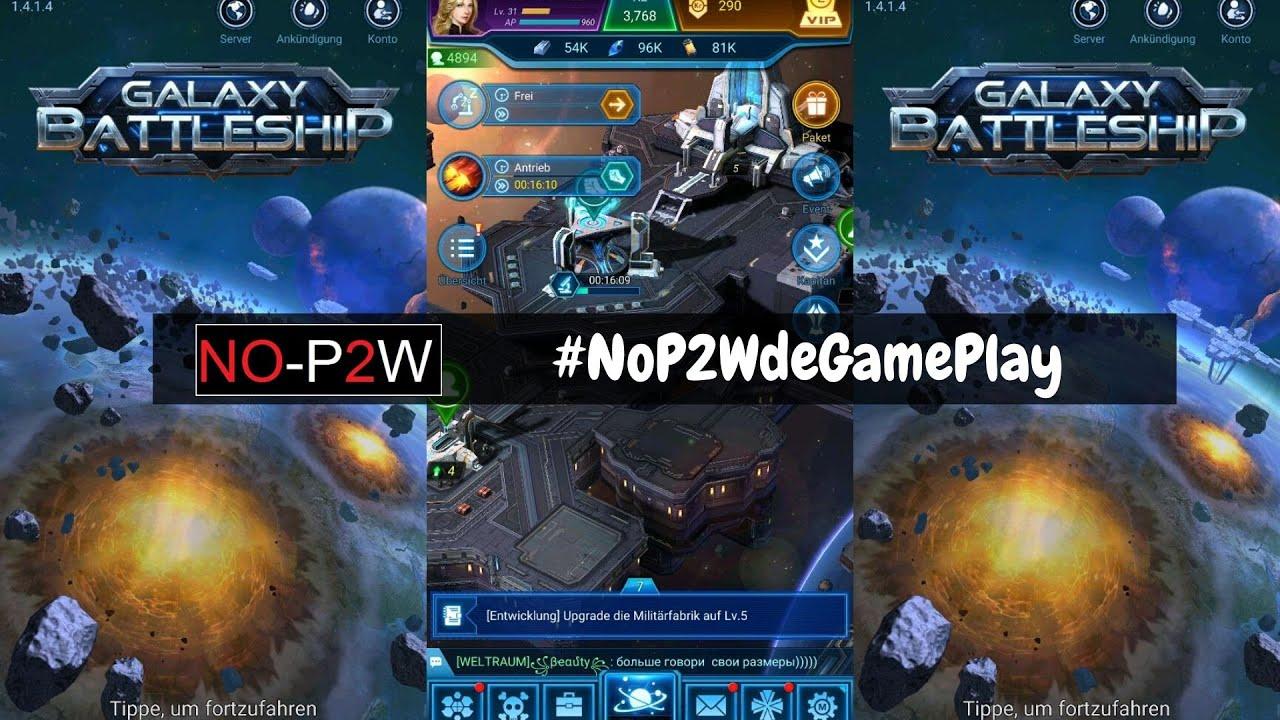 Download Galaxy Battelship GamePlay Deutsch