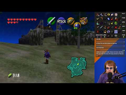 Zelda: Ocarina of Time Randomizer II | Part 3 (February 11, 2019)