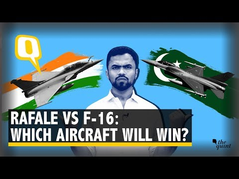 Rafale Vs F-16 | India Vs Pakistan | Which Fighter Jet Is Superior? | The Quint
