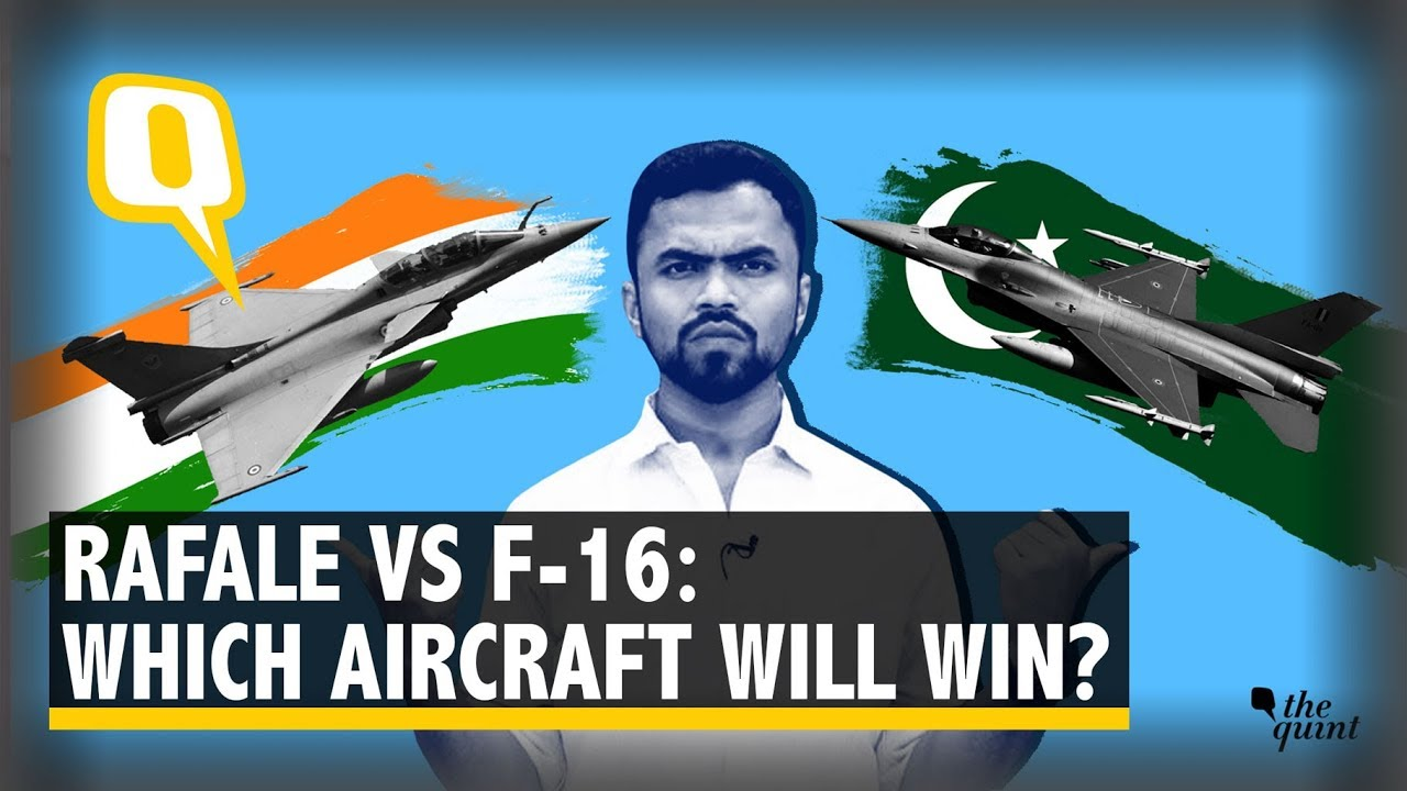 Defence News, Air Force, Navy, ArmyRafale Vs F-16 : Which