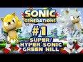 Super Hyper Sonic Generations 1080p Green Hill Zone mp3