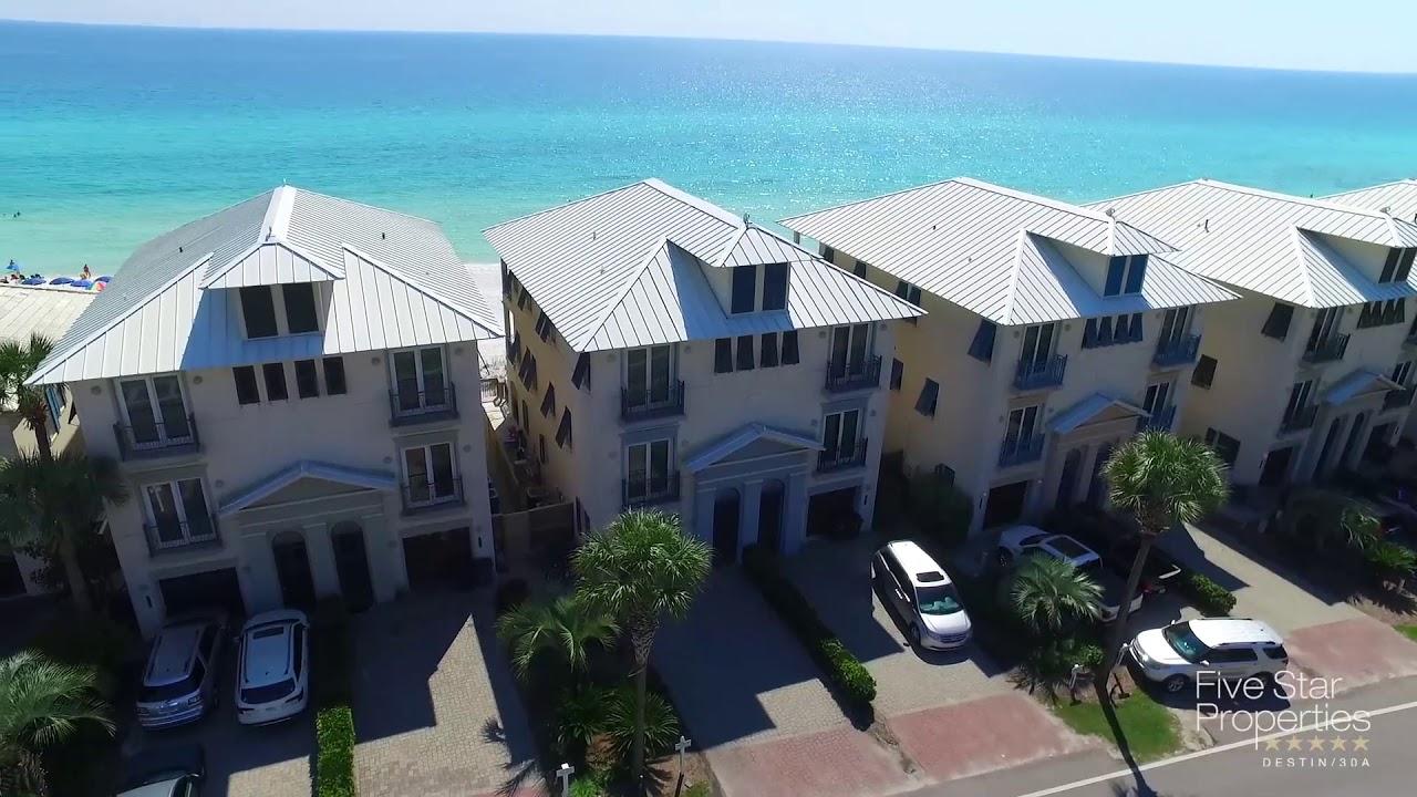 Villa Royale - 1891 Scenic Gulf Drive, Miramar Beach, FL 32550 - Five Star  Properties