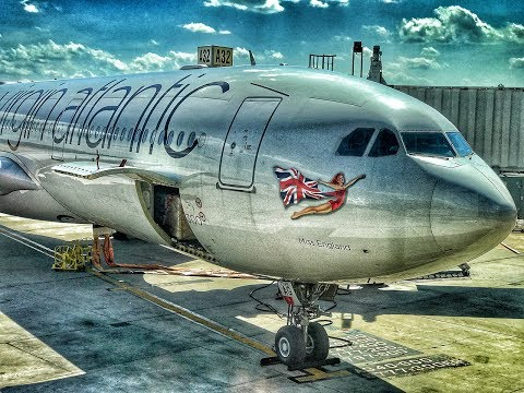 Virgin Atlantic | Airbus A330 | LHR-IAD | Economy