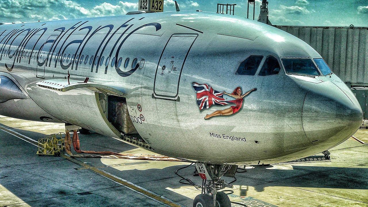 airbus Virgin photo atlantic