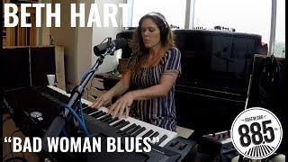 """Beth Hart    Live @ 885FM    """"Bad Woman Blues"""""""