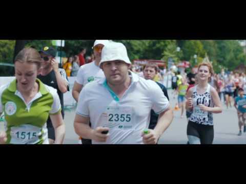 Зеленый марафон Сбербанка в Ростове