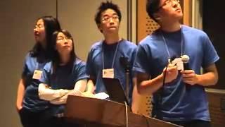 Toronto & Waterloo team presentation at iGEM 2006