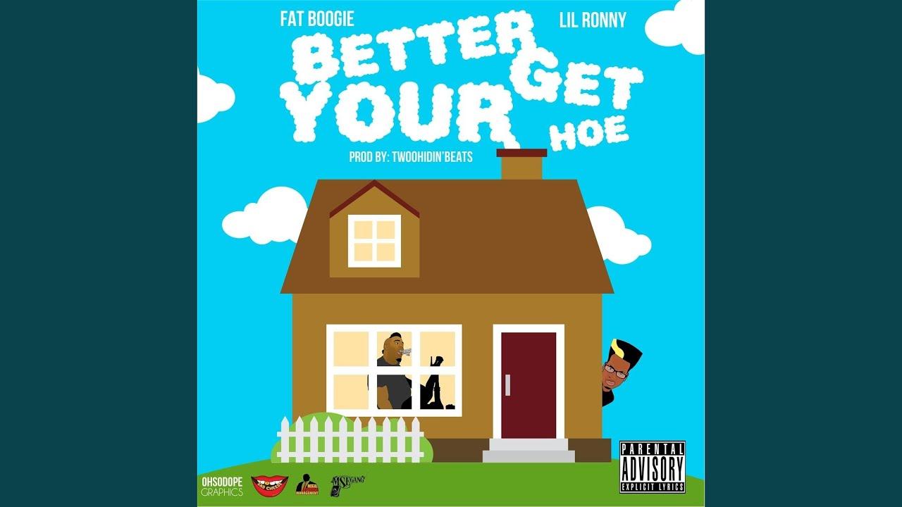 Get your hoe