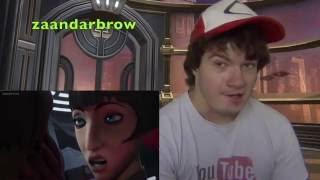 Star Wars Rebels 3x03 The Antilles Extraction - Reaction!!