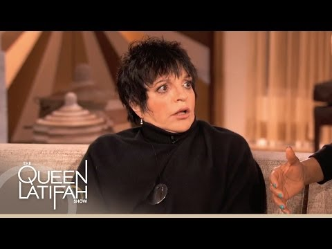 Liza Minnelli on The Queen Latifah Show