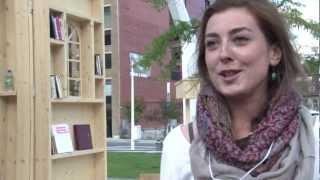 Festival international de la littérature 2012