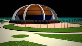 Eurovision 2012 place in Azerbaijan