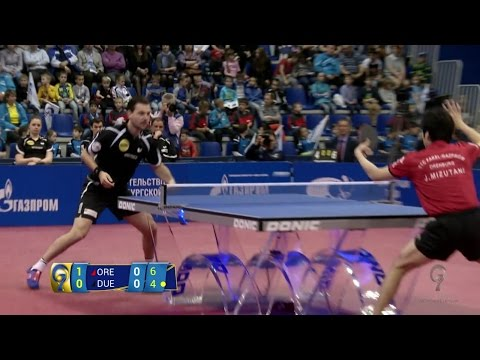 Timo Boll vs Jun Mizutani (Champions League 2017) Final