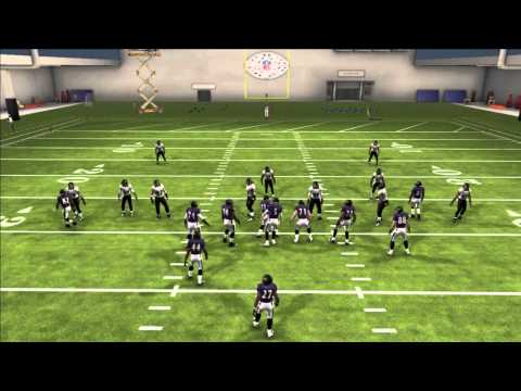 Madden NFL 13 Tips Daily #249 - Baltimore Ravens Quick Pass