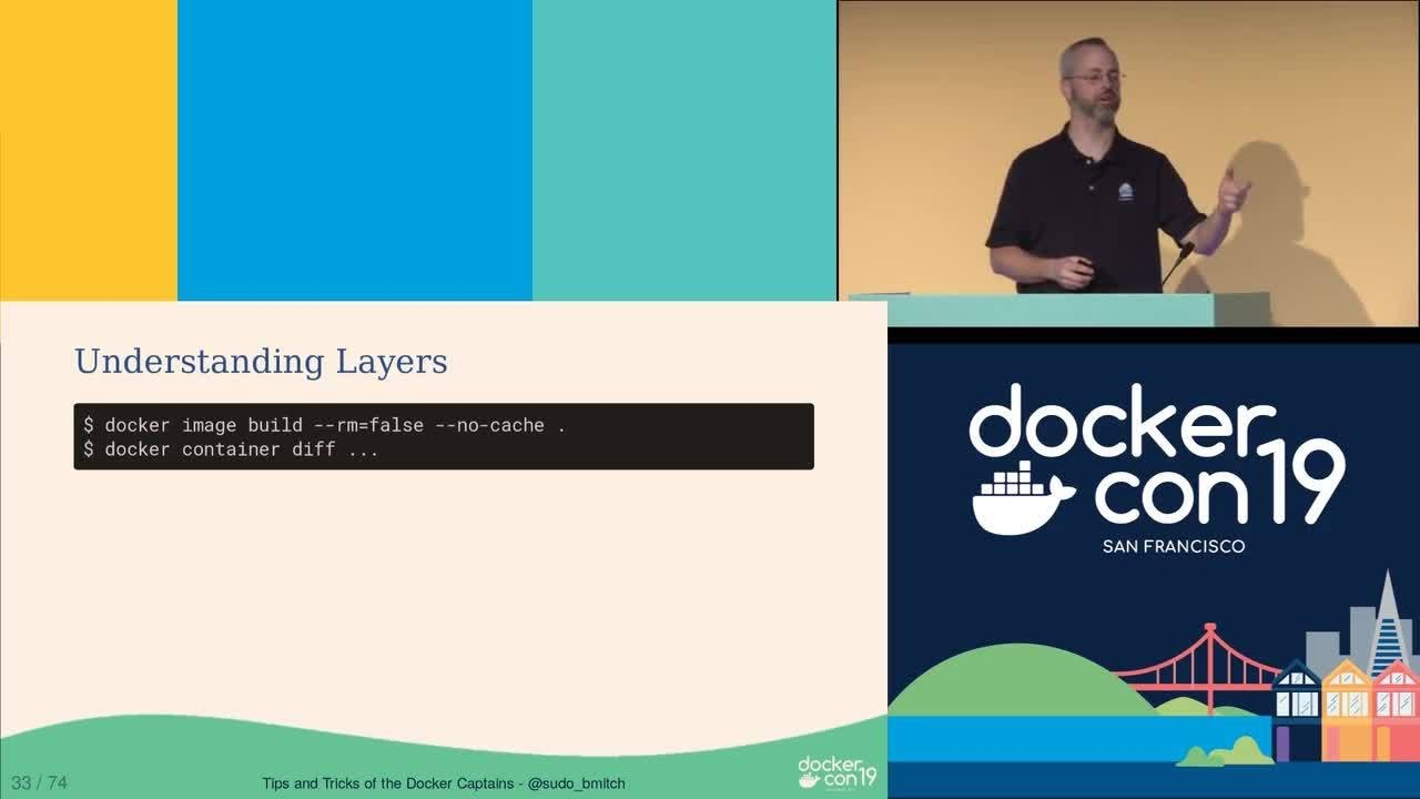 Tips and Tricks of the Docker Captains