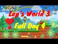 Best Lep's World 3 - Full Day 4