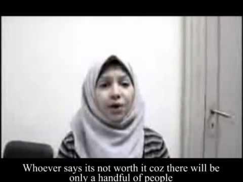 Η Meet Asmaa Mahfouz που βοήθησε να ξεσηκωθούν οι Αιγύπτιοι