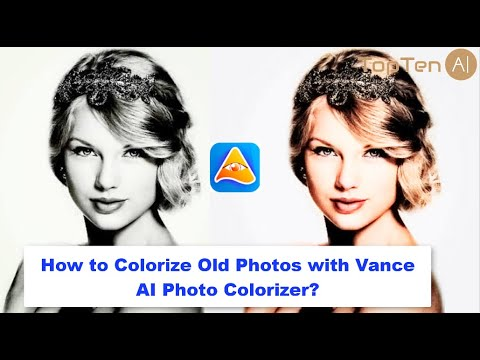 How to Colorize Old Photo with Vance AI Photo Colorizer?