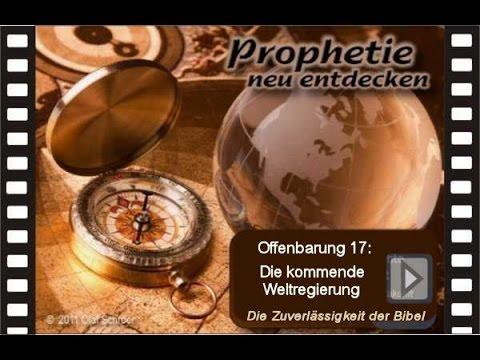 Weltregierung: Offenbarung 17 (Olaf Schröer)