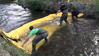 point d'aspiration deci rivière watergate sdis hautes pyrénées