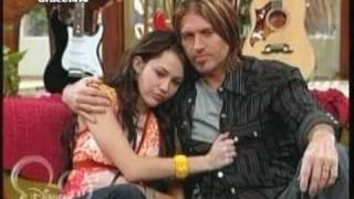 Miley Cyrus and Billy Ray Cyrus - Ready Set Don