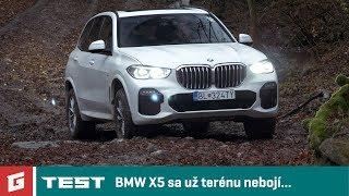 BMW X5 xDrive 30d - 2019 - SUV TEST - ENG SUB - GARAZ.TV - Rasťo Chvála