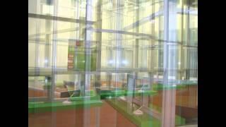 видео Банковские перегородки из стекла