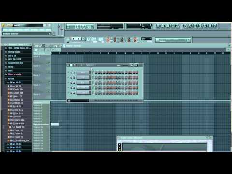 How to Make Beats on Fruity Loops 9 Tutorial (Getting Started)