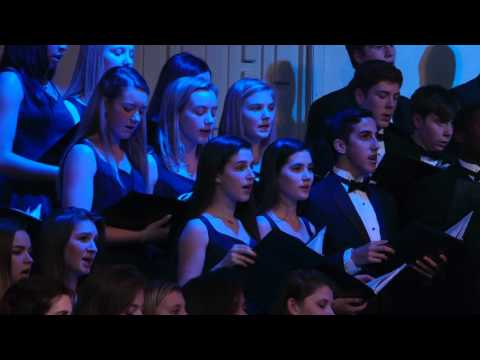 "MICDS Winter Masterworks 2015  ""Sanctus"""