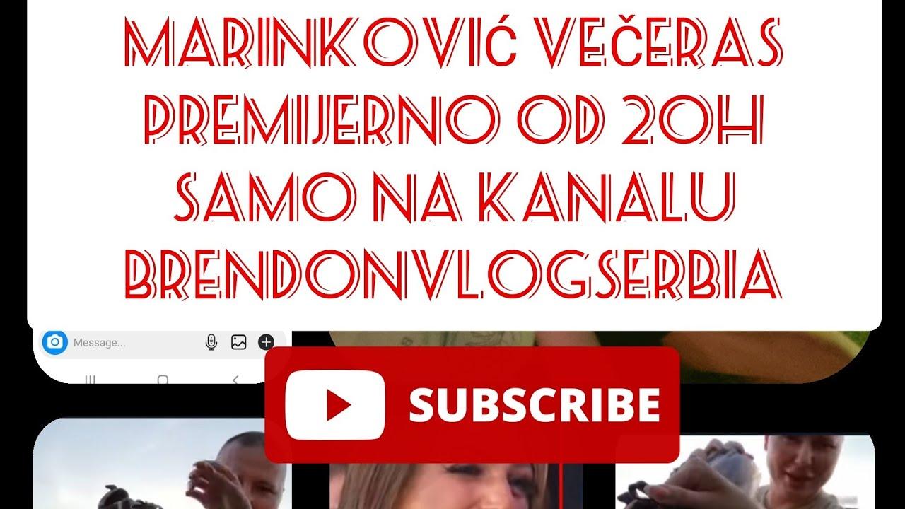Download RASKRINKAVANJE MAJE MARINKOVIĆ, ISKORIŠĆAVALA ME. PREKIPELO MI JE!