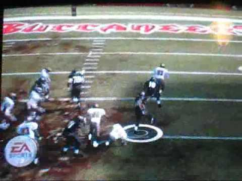 Fred Taylor and Garrard in Madden 08