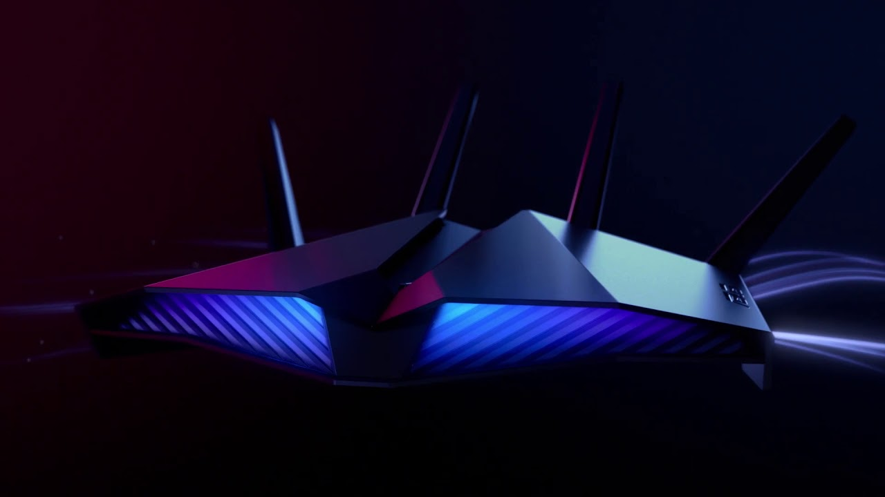 ASUS RT-AX82U WiFi 6 Gaming Router | Gaming Without Limits