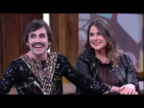 Johnny Hooker no Conversa com Bial