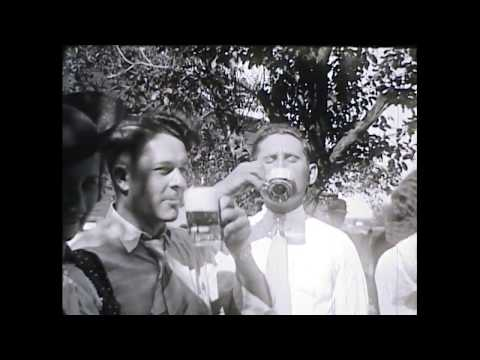 Sherwood, Wisconsin  4H Club Fair and other old video 1930s-1950s