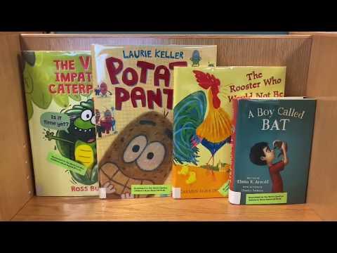 NC Children's Book Award