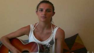 Ana Free sings Use Somebody (Kings of Leon)