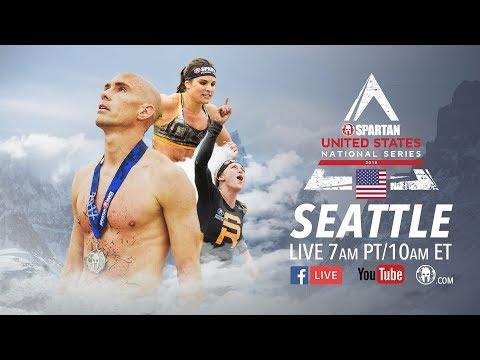   Spartan Race LIVE 2018 - Seattle