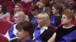 Выпуск медиков вечернего отделения РУДН