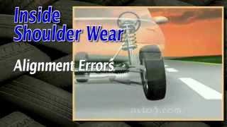 Внутренний износ шин причины и способы устранения