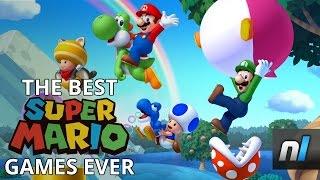 Top 10 Super Mario Games - As Chosen By Nintendo Life