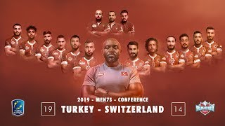 2019 RUGBY EUROPE 7S MEN CONFERENCE TUR-SUI SEMI FINAL