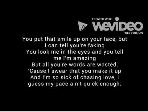 NF Invisible Lyrics