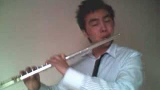 长笛 海顿小夜曲 Haydn Serenade (flute solo)