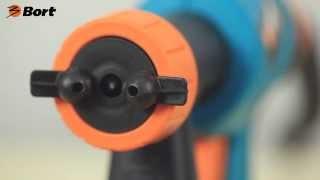Обзор краскопульта BORT BFP-350