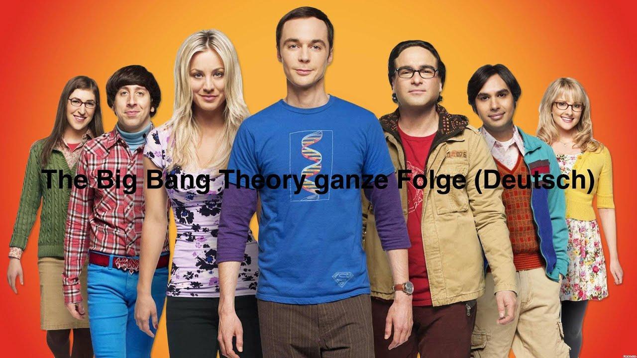 Big Bang Theory Ganze Folgen Deutsch